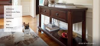 Narrow Foyer Table by Entryway Furniture Ashley Furniture Homestore