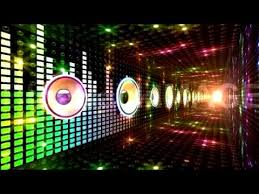 Party Speakers With Lights Led Light Flash Dj Speaker Sound Beat Club Disco Dance Music Party