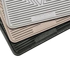 nissan frontier floor mats amazon com highland 4502200 all weather gray front seat floor mat
