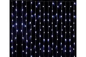 Curtain Fairy Lights by Hire Range Acropolis Wedding Hire