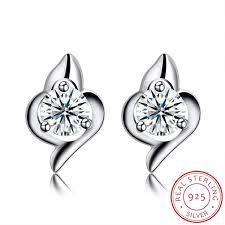 not on the high earrings high quality technology standard 925 sterling silver earrings is