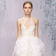 lhuillier bridal lhuillier wedding dresses fall 2016 bridal runway
