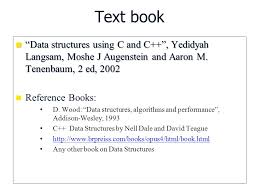 Types Meaning Data Structures Lecture 1 Introduction Course Contents Data