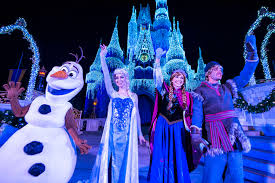 everything happening at walt disney world during the holidays oh