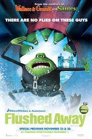 flushed movie poster 9 9 imp awards