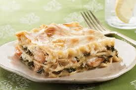 no fail baked seafood lasagna kraft recipes
