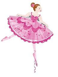 Ballerina Decorations Ballerina Party Supplies Amazon Com