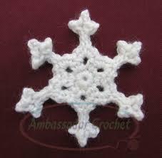 snappy snowflake free pattern by ambassador crochet crochet