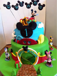 mickey mouse clubhouse birthday cake cake by cake a holics