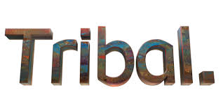 3d text maker free graphic design tribal by guest
