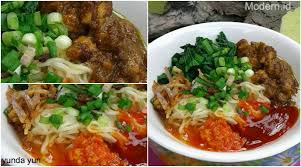 cara membuat mie es bakso pingin buat mie ayam sendiri yang lebih enak dan sehat atau pingin