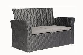 Used Metal Patio Furniture - amazon com baner garden n87 4 pieces outdoor furniture complete