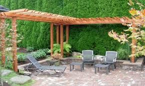 Open Patio Designs Backyard Gardening Ideas For Front Yard Cheap Landscaping Ideas