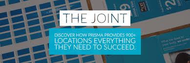 innovative on demand printing marketing strategy logistics prisma