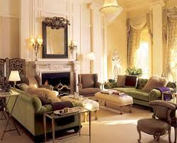 Victorian Living Room by Endearing Victorian Living Room Design With Dark Wall Also Grand