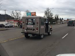 mail jeep conversion cc outtake jeep dj 5 dispatcher still delivering mail