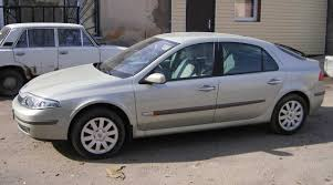 2001 renault laguna specs and photos strongauto
