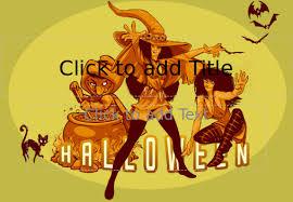 halloween powerpoint template u2013 10 free ppt pptx document