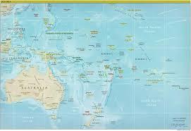 Micronesia Map Oceania Physical Big Map U2022 Mapsof Net