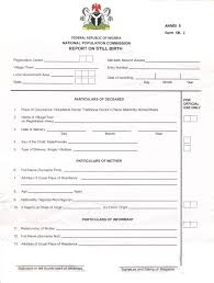 How To Write Biodata For Marriage Purpose National Population Commission U2013 Data For National Planning And