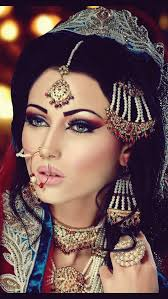 arabic bridal makeup tutorial with steps pictures you stani