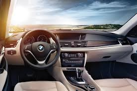 bmw inside car picker bmw x1 interior images