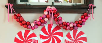 tutorial diy ornament garland editorial by spelling