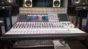 Recording Studio Mixing Desk by A Rupert Neve Designs 5088 For The Green House Studio Rupert Neve