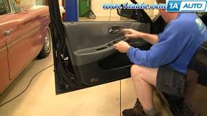 2008 Honda Accord Interior Parts How To Install Remove Door Panel Honda Accord 4dr 98 02 1aauto Com