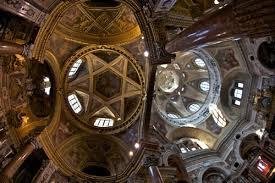 cupola di san lorenzo torino real chiesa di san lorenzo sindone