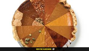 thanksgiving guide 2010 pumpkin pies for every feast new york