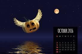 halloween computer backgrounds calendar wallpapers free october 2016 desktop backgrounds