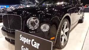 bentley mulsanne 2016 interior 2016 bentley mulsanne speed exterior interior walkaround 2016