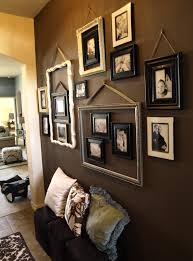 Picture Frame Wall by Check Out This Hallway Gallery Wall Cute