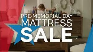 memorial day bed sale ashley homestore pre memorial day mattress sale tv commercial