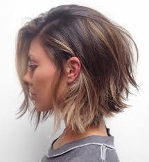 asymmetric fine hair bob hairstyle over 40 for round face for 2015 best 25 messy bob ideas on pinterest textured bob choppy bob