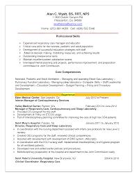 respiratory therapist resume exles respiratory therapy resume exles resume
