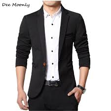 casual blazer suits high quality mens casual suits blazers slim fit jacket