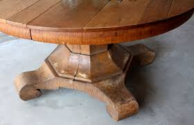 table lovely antique round oak pedestal table starrkingschool