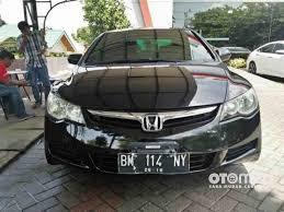mobil bekas honda civic cari mobil bekas honda civic 1 8 i vtec 2008 pekanbaru dijual