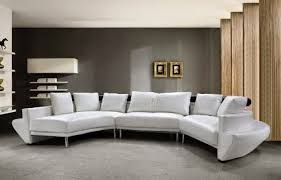 Curved Sofa Sectional Modern Modern Curved Sofas Reviews Modern Curved Sofas