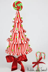 Candy Decorations For Christmas Tree by The Most Colorful And Sweet Christmas Trees And Decorations You
