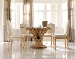 Dining Room Sets Glass Table by Glass Top Dining Room Tables Plus Dining Table Having Round