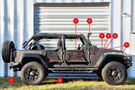 jeep accessories a tactical jk from west palm beach jeep parts guide