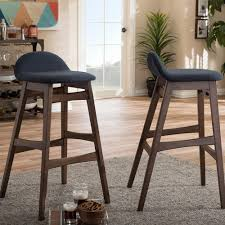 Counter Bar Stools Kitchen Give Room A Classic Accent With Upholstered Bar Stool