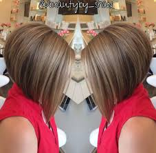 bob hairstyles that are shorter in the front short to long haircut inverted bob bob short in the back long