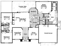 big home plans not so big house floor plan house plans