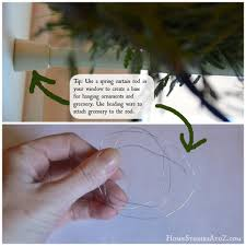 10 christmas decoration hanging hacks how to hang your holiday
