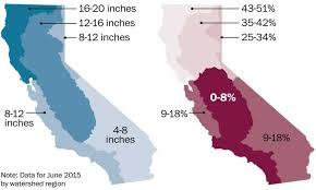 Gang Map Los Angeles by All That Record Breaking Rain In California Still Isn U0027t Enough To