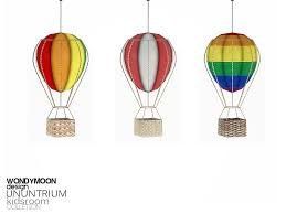 air balloon ceiling light wondymoon s ununtrium air balloon ceiling l